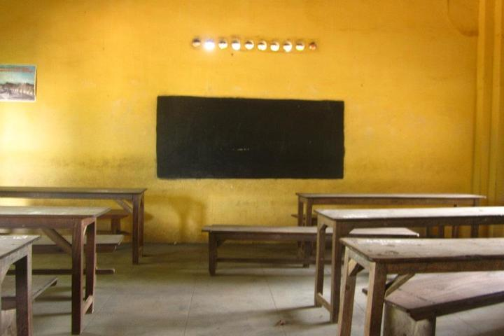 N S S Public School-Classroom
