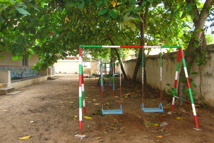N S S Public School-Kids Play Area