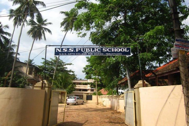 N S S Public School-School Entrance