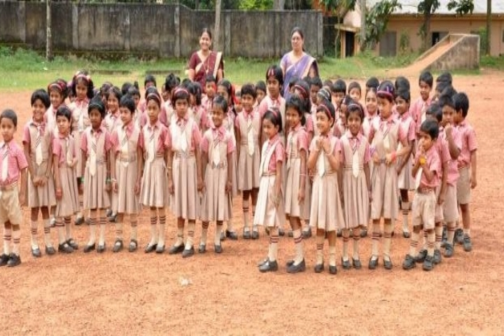 N G P M Central School-Group Photo