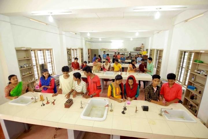 N G P M Central School-Science Lab