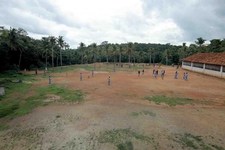 N G P M Central School-Playground
