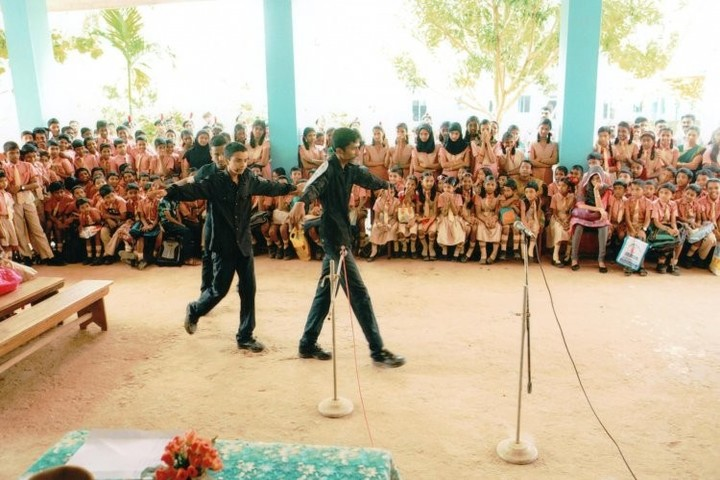 N G P M Central School-School Activity