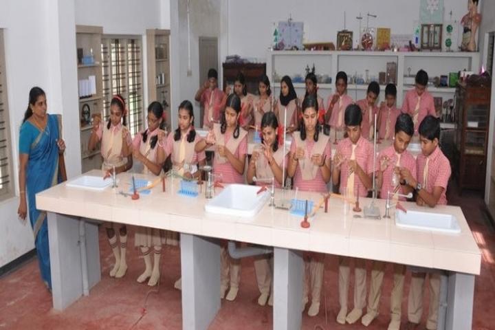 N G P M Central School-Chemistry Lab