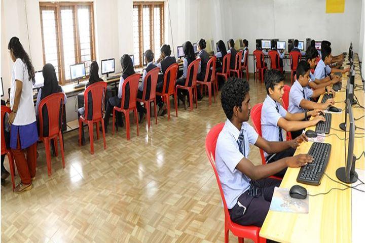 Nadvathul Islam English School-Computer Lab