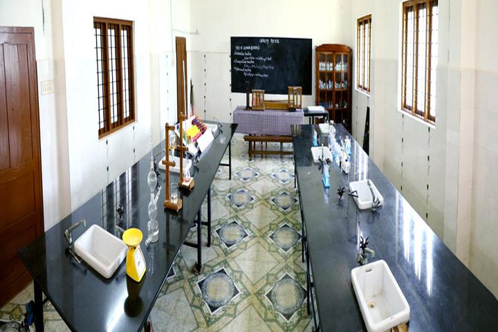 Nadvathul Islam English School-Science Lab