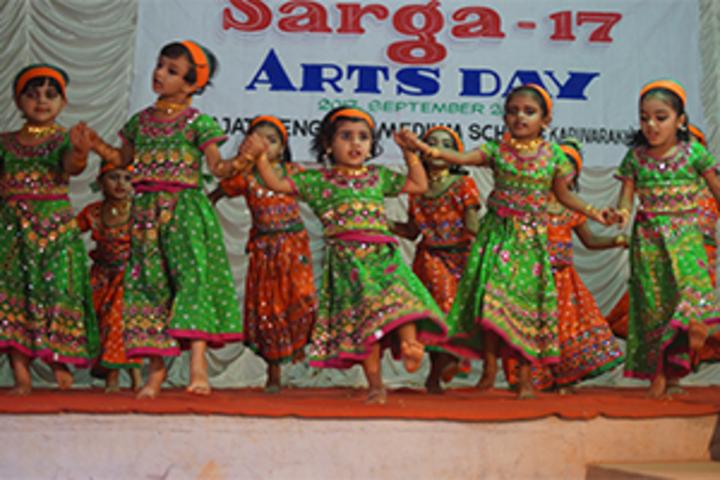 Najath English Medium School-Cultural Event