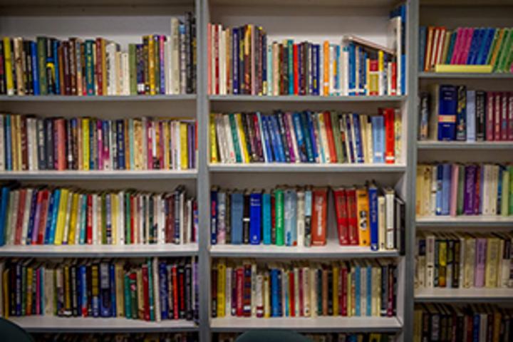 Najath English Medium School-Library