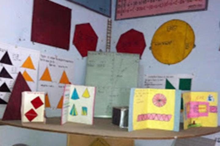 Najath English Medium School-Maths Lab