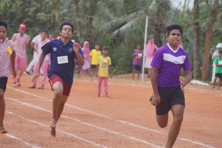 Najath English Medium School-Sports