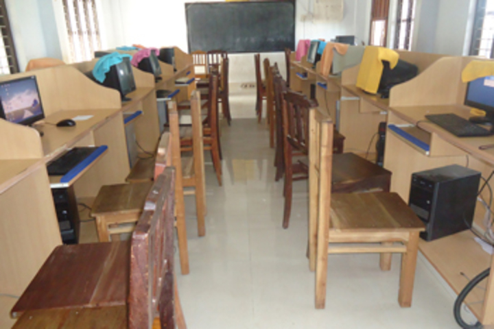 Najath Public School-Computer Lab