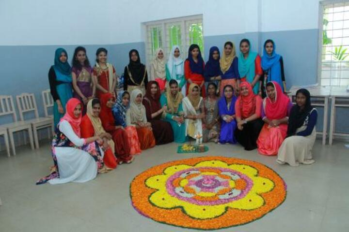 Najath Public School-Onam Celebration