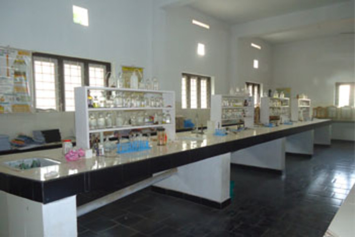 Najath Public School-Science Lab