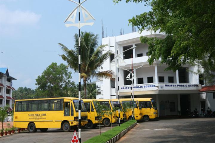 Najath Public School-Transport