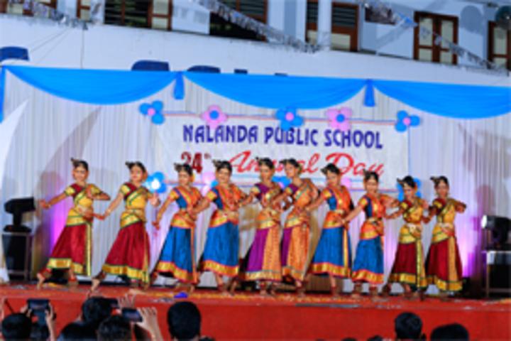 Nalanda Public School-Cultural Event