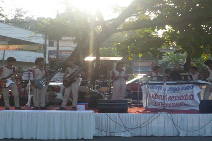 Nalanda Public School-Music