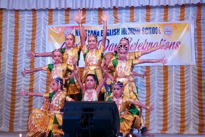 Narayana English Medium School-Cutural Event