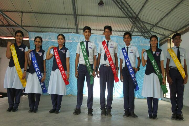 Narayana English Medium School-Investiture Ceremony