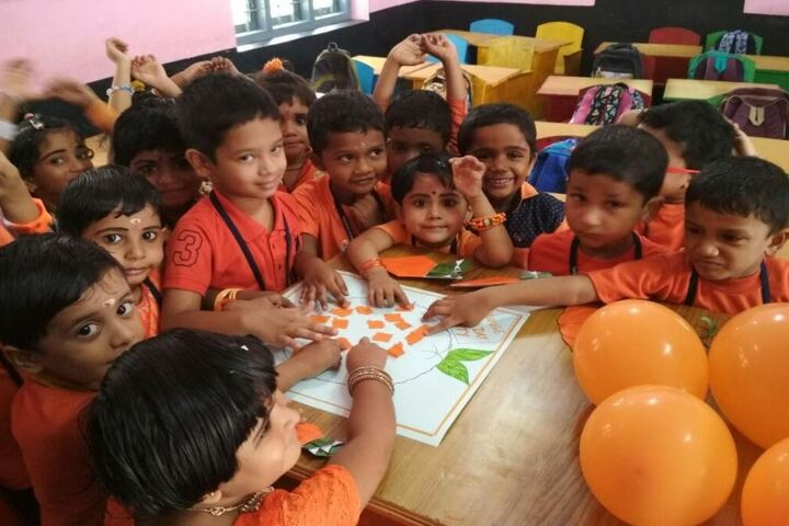 Narayana English Medium School-Kids Activity