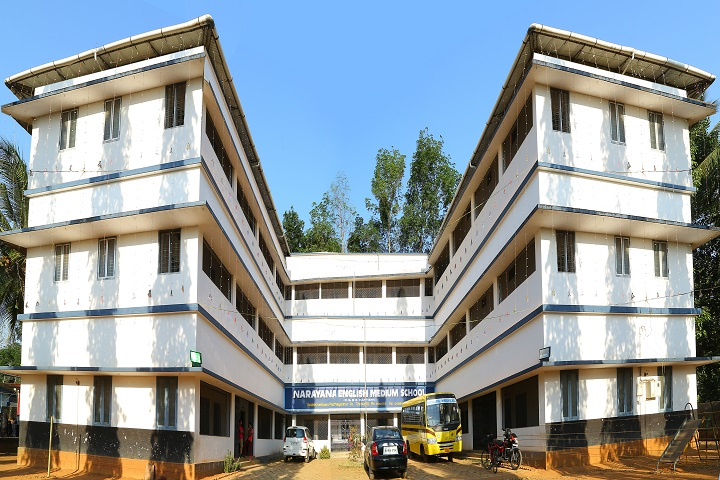 Narayana English Medium School-School Building