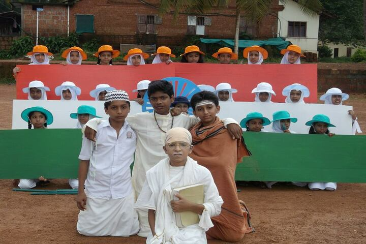Narikkuni English Medium School-Fancy Dress