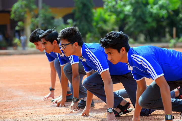 Narikkuni English Medium School-Sports