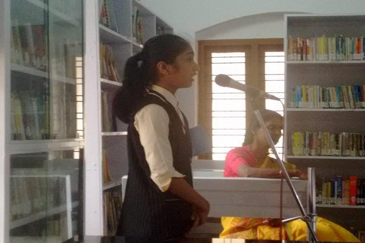 National Central School-Student Speech