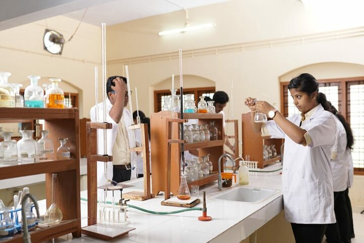National Central School-Chemistry Lab