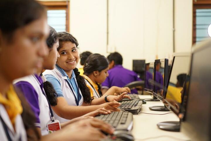 National Central School-Computer Lab