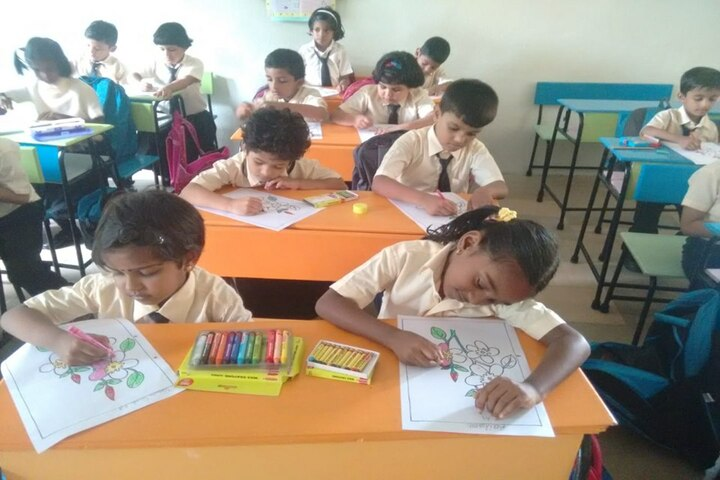 National Central School-Drawing