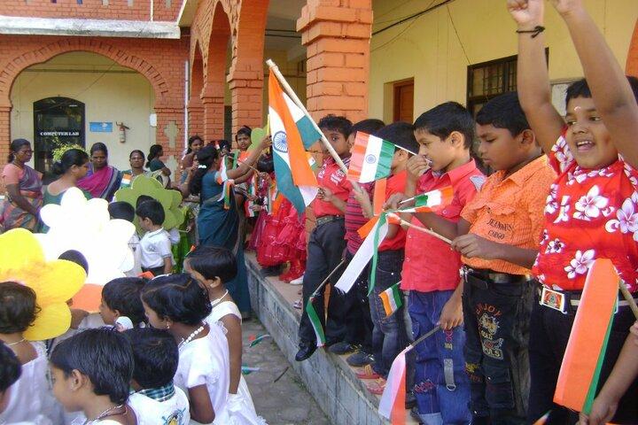 National Central School-Independence Day Celebration