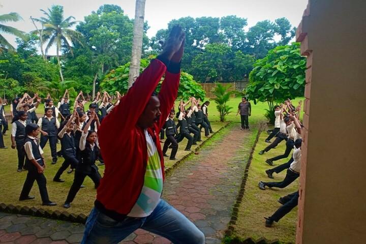 National Central School-International Yoga Day