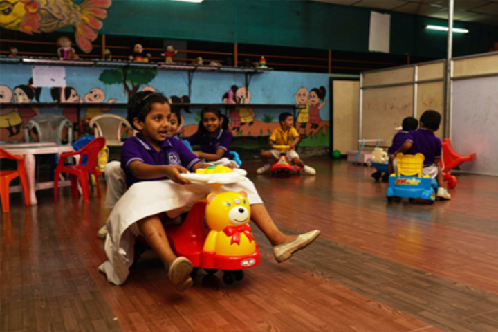 National Central School-Play Area