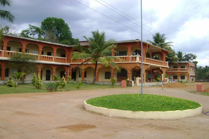 National Central School-School Campus