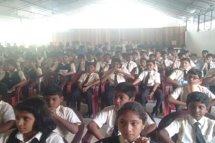 National Central School-Students