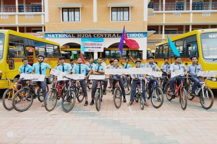 National Huda Central School-Activity