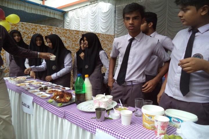 National Huda Central School-Food Fest