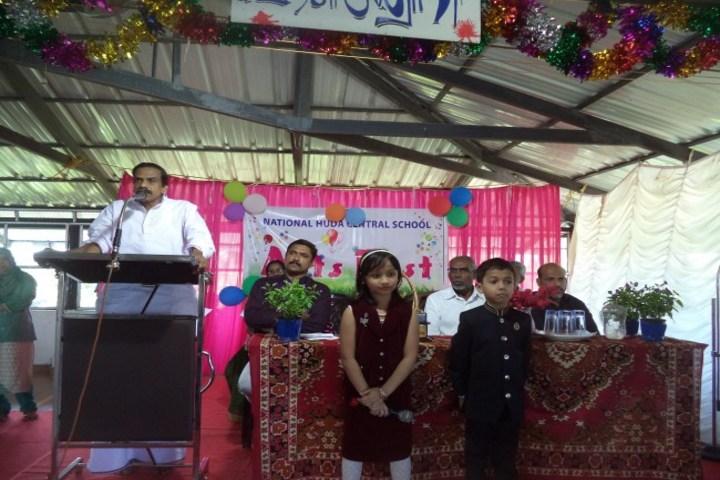 National Huda Central School-Kids Fest