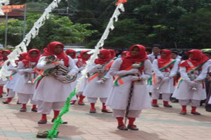 National Huda Central School-School Activity