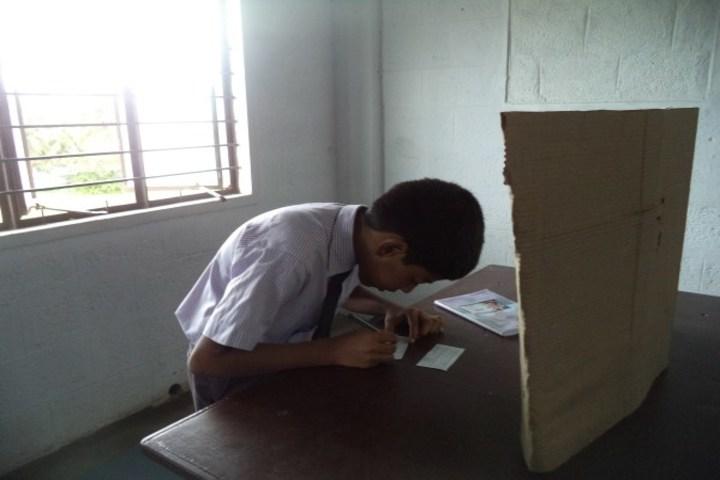 National Huda Central School-School Election