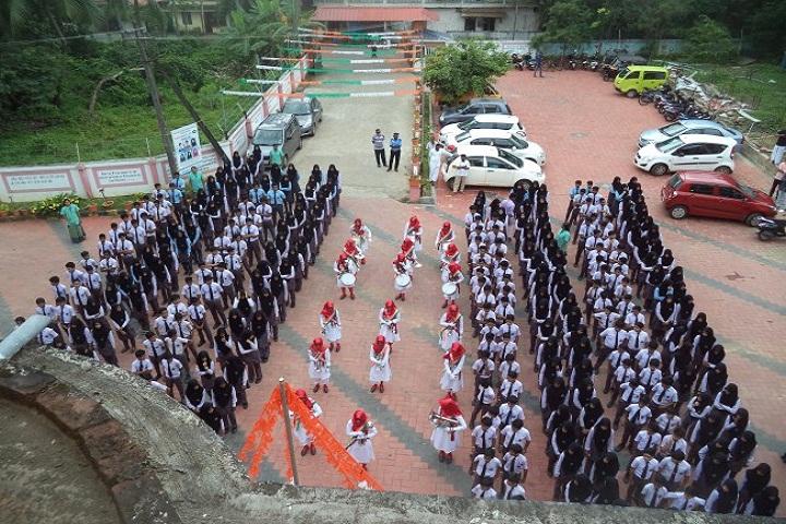 National Huda Central School-Assembly