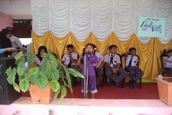 National Huda Central School-Music Competition