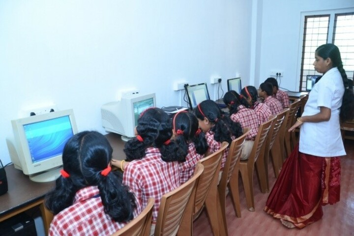 Nava Jyothy English Medium School-Computer Lab