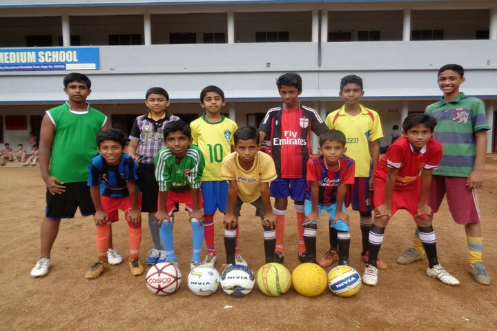 Nava Jyothy English Medium School-Sports