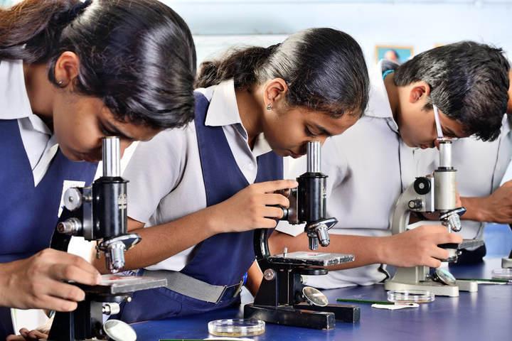 Nava Nirman Public School-Biology Lab