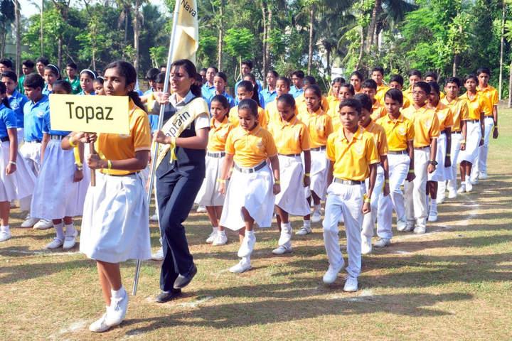Nava Nirman Public School-Sports Day