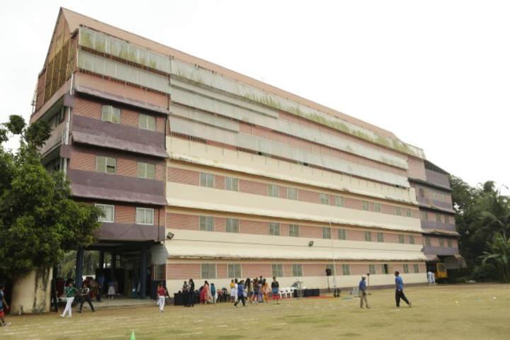 Nava Nirman Public School-building
