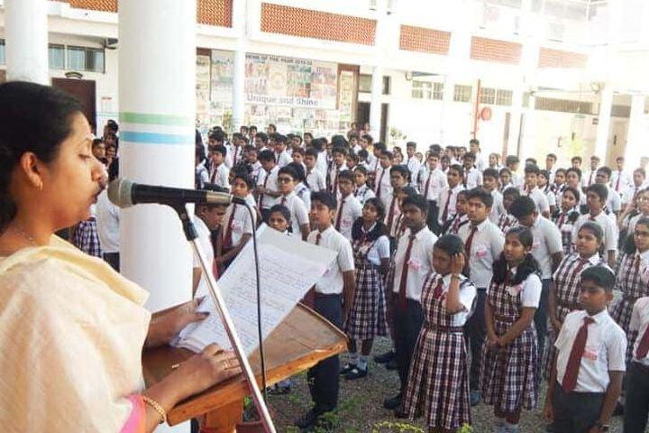 Navdeep Public School-Assembly