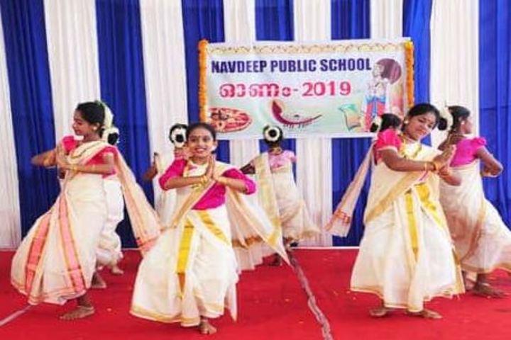 Navdeep Public School-Dance