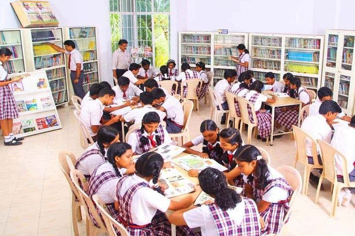 Navdeep Public School-Library